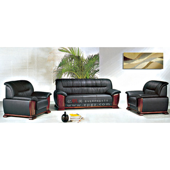 office sofa set india genuine leather sectional toronto executive new model sets price in