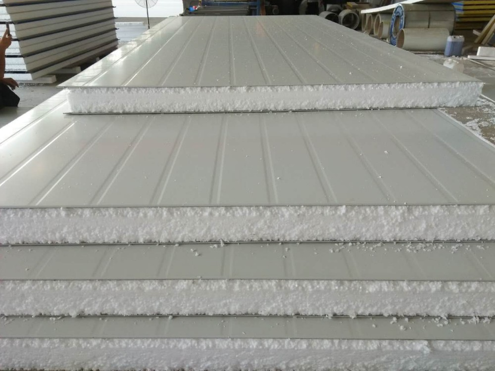 Fireproof Fiberglass Insulation Wall Panels For Warehouse