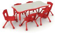 Wholesale Daycare Furniture Sets Plastic Kids Durable ...