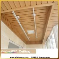 Dcorative Wpc Pvc Ceiling,Wood Wpc Pvc Plastic Ceiling ...
