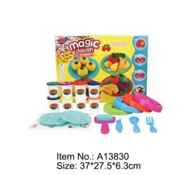 Good Price Colorful Food Model Magic Air Dry Clay Play Dough Buy Play Dough Air Dry Clay Play Dough Color Clay Play Dough Product on Alibaba com