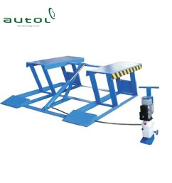 ce scissor lift manual mobile machine low rise moveable scissor lift 280 low rise lift [ 1000 x 1000 Pixel ]