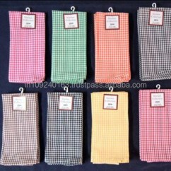 Kitchen Towels Wholesale Remodel Jacksonville Fl 100 Cotton Gingham Towel Made In India Buy
