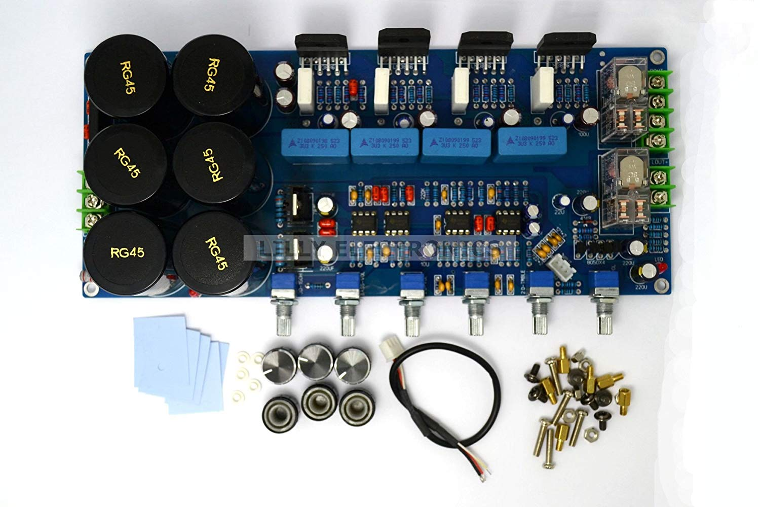 Subwoofer Amplifier With 30w Output Power