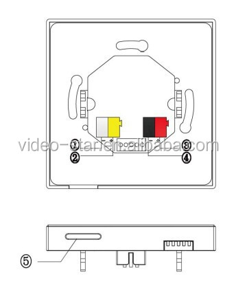 Panel Mounted Led Portable LED Wiring Diagram ~ Odicis