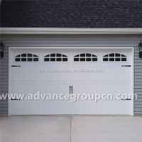 Used Garage Doors Sale/steel Manually Garage Door
