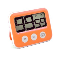Digital Kitchen Timers Backsplash Tile For Kitchens Strong Magnetic Lcd Timer Clock And Cooking Countdown