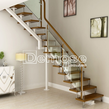 Interior Stairs Staircase Designs For Small Spaces Wooden   Wooden Stairs Design For Small Spaces   Apartment   Cabinet   2Nd Floor Small Terrace Concrete   Residential   Outdoor