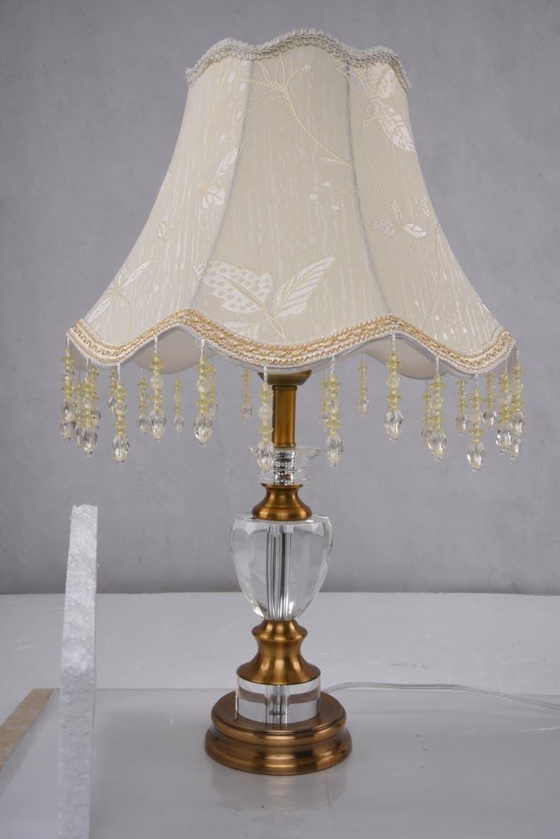 Cheap Vintage Crystal Table Lamp find Vintage Crystal