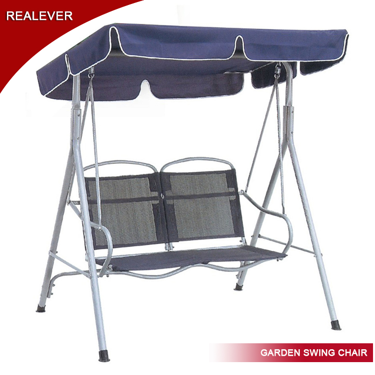 steel chair jhula office chairs cheap outdoor swings with canapy 2 seats patio garden swing buy product on alibaba com