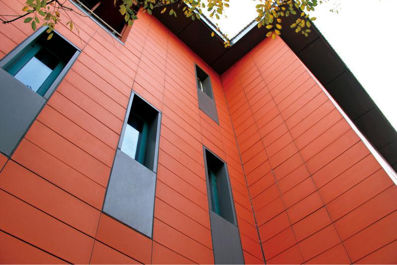 Terracotta Outdoor Wall TilesFacade Wall TilesExterior