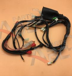 wiring harness cable for chinese taotao 150cc atv 150d utv parts [ 1000 x 1000 Pixel ]