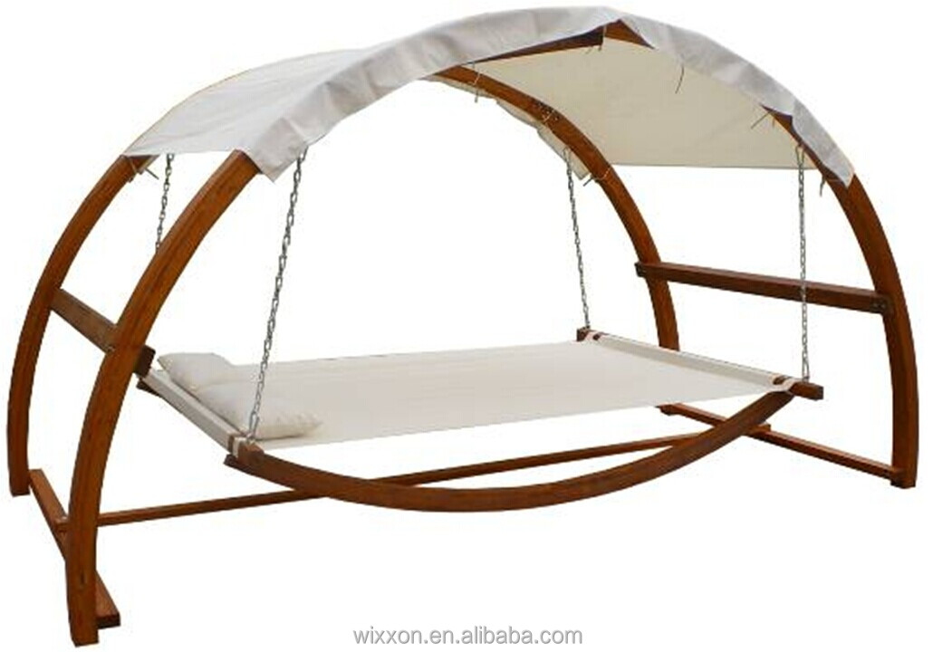 swing chair with stand outdoor high singapore review kd design solid wooden garden hammock - buy hammock,garden hammock,wooden ...