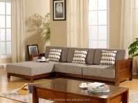 Chinese Style Solid Wood Sofa Design Modern Wood Sofa ...