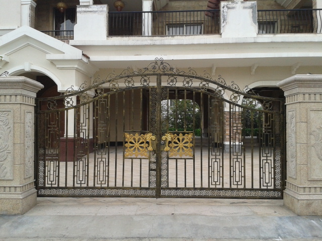 Wrought Iron Gate Designs House Gate Designs Main Gate Designs
