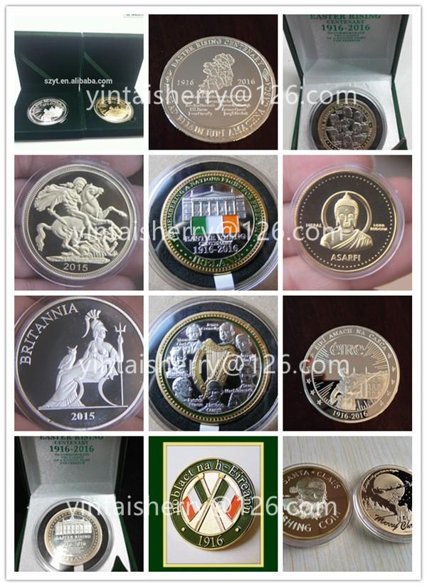 5 Cent Coin Bezel Keychain