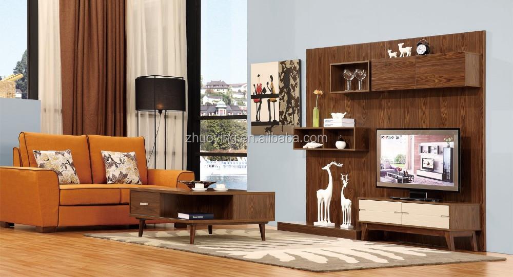 wood wall units for living room zebra rug modern lcd tv cabinet designs showcase ...