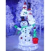 Christmas Snowman Lights Outdoor | Decoratingspecial.com