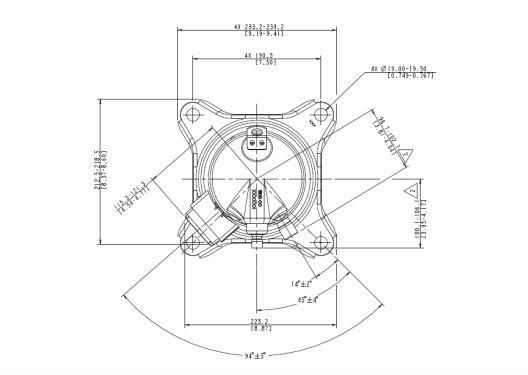 R410a 12hp Copeland Air Conditioner Compressor Zp137kce
