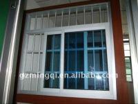 Security Aluminium Sliding Window Grill Design - Buy ...