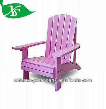 kids outdoor chair evacuation rental pink adirondack cape cod hampton style deck