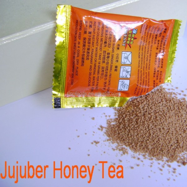 Instant Ginger Tea Honey Crystals