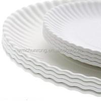 """White """"paper"""" Plate/melamine Plate/plate/dish - Buy Bulk ..."""