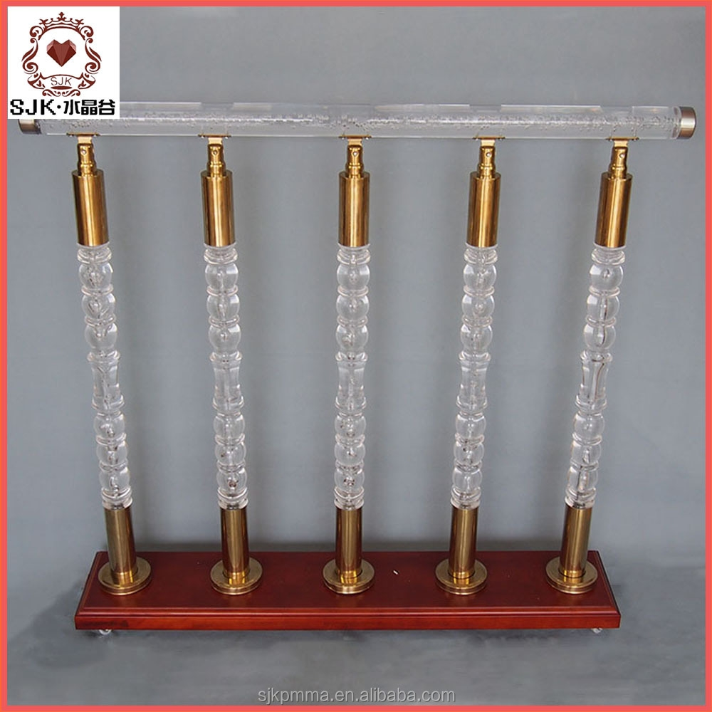 Removable Acrylic Stair Handrail For Interior Stairs Buy | Removable Handrail For Stairs