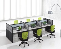 Office Cubicle Design Small Office Call Center Workstation ...