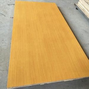 4×8 Melamine Board