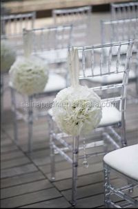 Clear Acrylic Chairs/modern Plastic Tiffany Chair/wedding ...