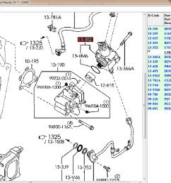 high pressure fuel pump l3k9 13 35zc l3k9 20 3f0 for mazda [ 1409 x 820 Pixel ]