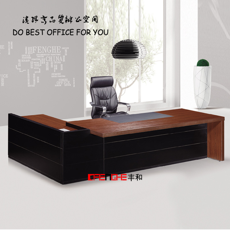 Office Sex Table With Glass Top Office Manager Desk