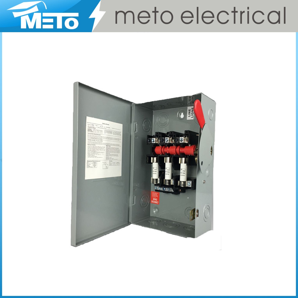 medium resolution of fuse box safety switch wiring diagram data 30 amp fuse switch box safety