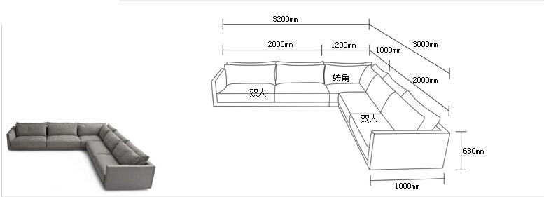 Standard Sofa Dimensions In Mm Savae Org