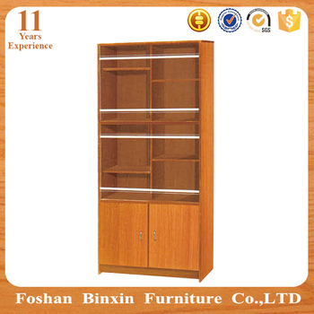 bookcase cabinets living room remodel pictures furniture rb713 two door mdf particle board pvc bookshelf cabnit