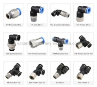 Poc 16-02 Sang-a Push In Fittings Air Quick Connect ...