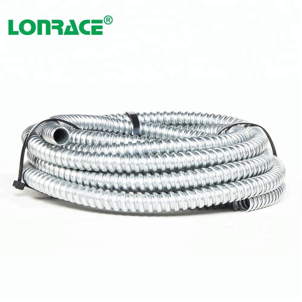 High-quality Flexible Metal Conduit Steel Coated Anti
