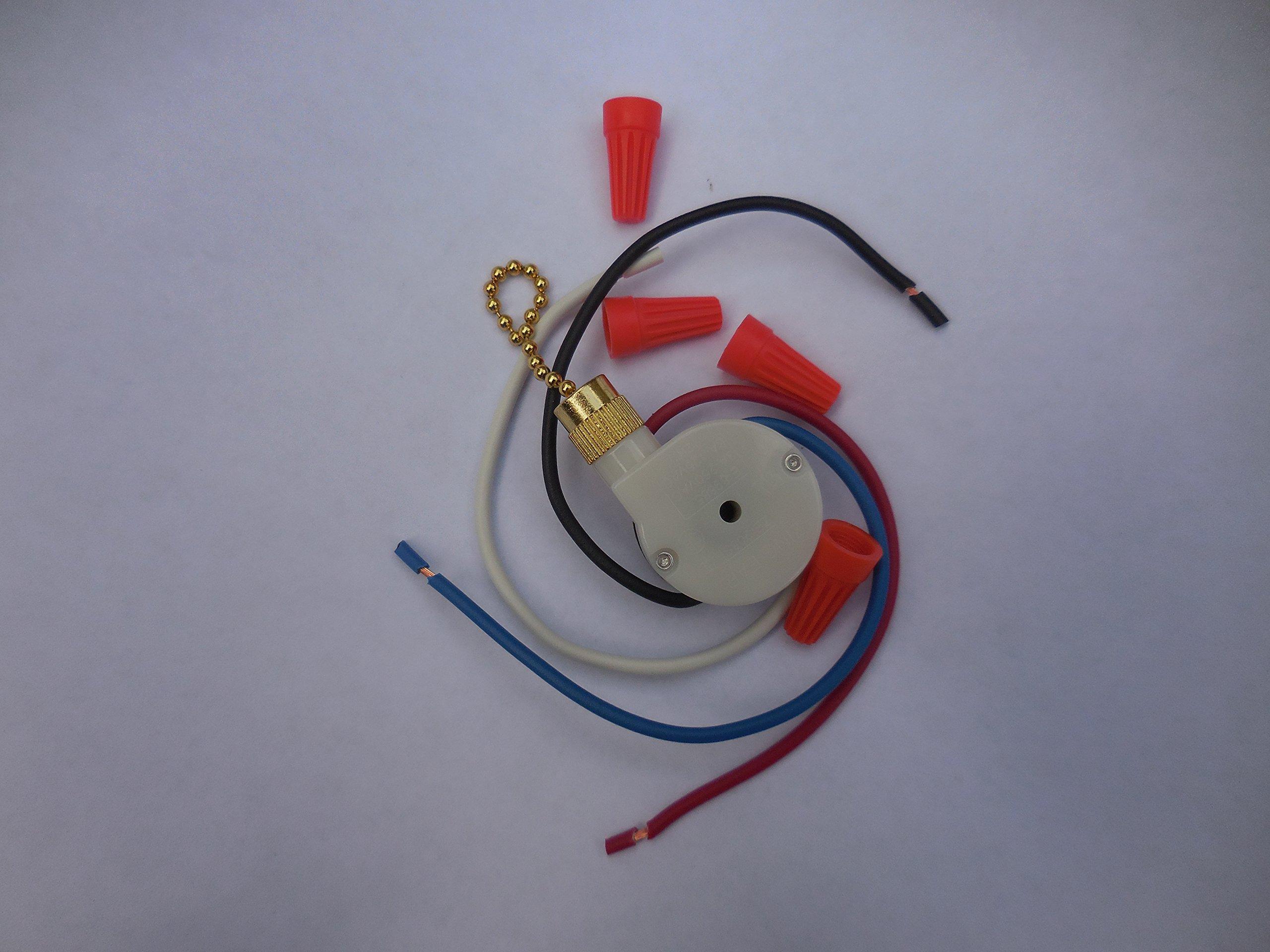 Fan Speed Switch Wiring Diagram Wire Ceiling Fan Switch 3 Speed