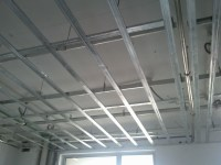 Metal Framing For Drywall Ceiling Roll Forming Machine ...