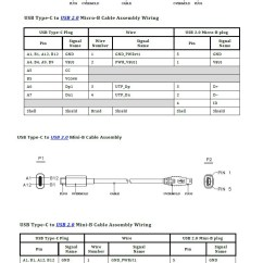 Usb 3 0 Cable Wiring Diagram Vw Transporter T5 Towbar For Mobile Phone Pad N1 3.1 Type C To Usb2.0 Micro B - Buy ...