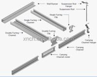 38 Main Runner For Gypsum Ceiling - Buy Suspended Ceiling ...