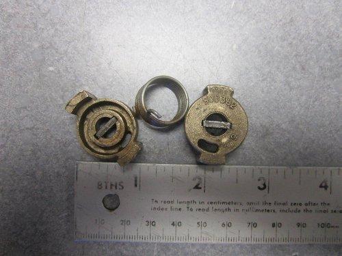 small resolution of 0980274 908382 omc stringer tilt motor coupling key spring 1973 85 980274