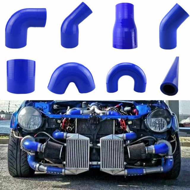 Flexible Turbo Air Intake Silicone Hose Rubber Reducing
