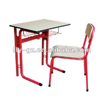 Middle School Student Desk And Chairold School Desks With