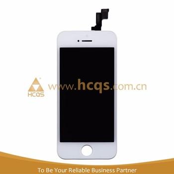 King-ju Shenzhen Ju Duo Jin Yuan Technology Co..Ltd For Iphone 5s Front Lcd Touch With 100% Original Quality - Buy For Iphone 5s Front Lcd Touch ...
