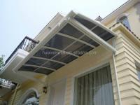 High Grade Aluminium Patio Rain Awning,Rain Shade,Balcony ...