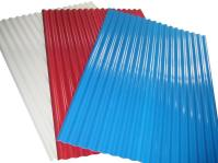 Upvc Plastic Sheet Corrugated Type For Wall Panel And Roof ...
