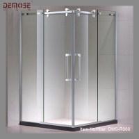 Standard Sliding Glass Door Size/shower Frameless Sliding ...