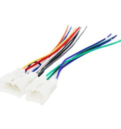 get quotations replacement radio wiring harness for 2010 toyota rav4 sport sport utility 4 door 3 5l [ 1500 x 1500 Pixel ]